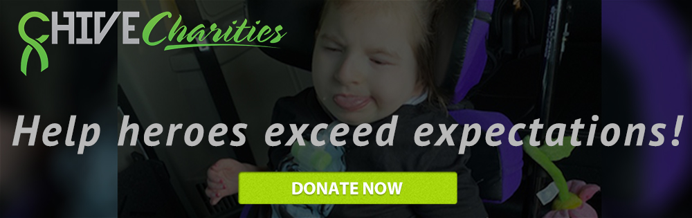 Addison CTA image TV stars Jensen and Danneel Ackles have a special message for Chive Charities recipient (12 photos, 1 video)